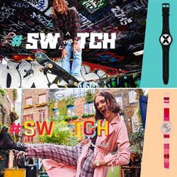 Swatch offers in the London catalogue