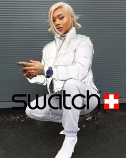 Swatch catalogue in Nottingham ( More than a month )