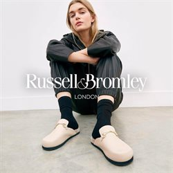 Russell & Bromley catalogue ( 3 days left )