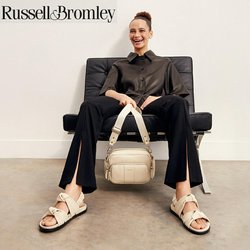 Russell & Bromley offers in the Russell & Bromley catalogue ( 8 days left)
