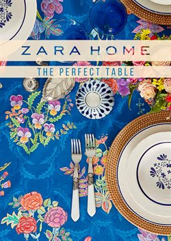 Home & Furniture offers in the ZARA Home catalogue in Hammersmith