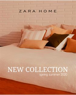 ZARA Home catalogue ( More than a month )