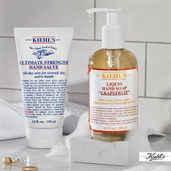 Kiehl's catalogue ( 22 days left )