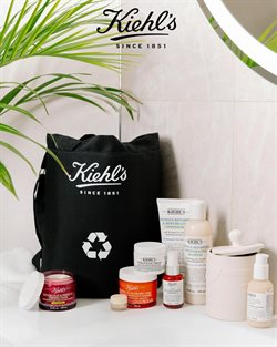 Kiehl's catalogue ( 21 days left )