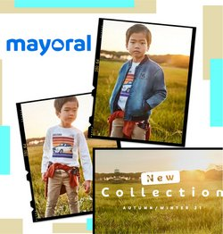 Mayoral offers in the Mayoral catalogue ( More than a month)