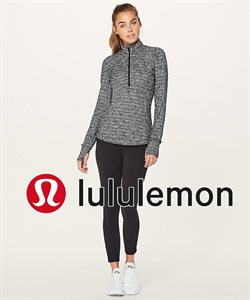 Lululemon offers in the London catalogue
