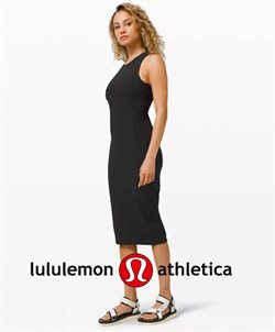 Sport offers in the Lululemon catalogue in Bradford ( More than a month )