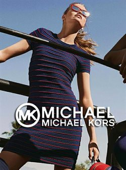 Luxury brands offers in the Michael Kors catalogue in Greenwich