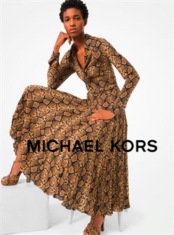 Luxury brands offers in the Michael Kors catalogue in Lambeth