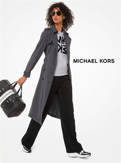 Luxury brands offers in the Michael Kors catalogue in Ellesmere Port