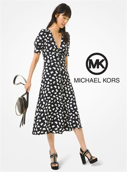 Luxury brands offers in the Michael Kors catalogue ( Expires tomorrow )