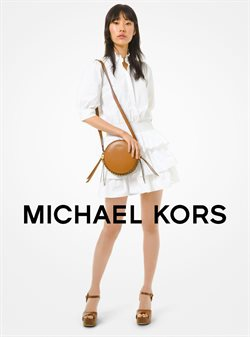 Luxury brands offers in the Michael Kors catalogue in Leeds ( More than a month )