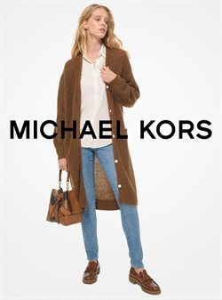 Luxury brands offers in the Michael Kors catalogue in Redbridge ( More than a month )