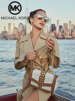 Luxury brands offers in the Michael Kors catalogue ( More than a month )