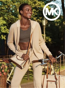 Luxury brands offers in the Michael Kors catalogue ( More than a month)