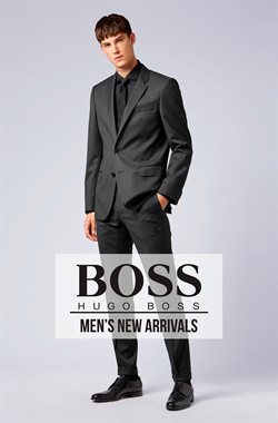 HUGO BOSS catalogue in Glasgow ( More than a month )