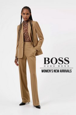 Luxury brands offers in the HUGO BOSS catalogue ( More than a month)