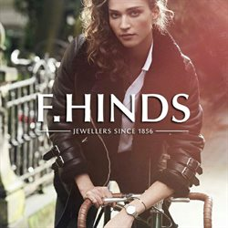 F. Hinds offers in the London catalogue