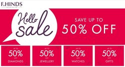 Clothes, Shoes & Accessories offers in the F. Hinds catalogue ( 2 days left)