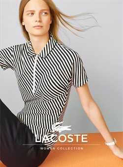 Women's polo shirt offers in the Lacoste catalogue in London