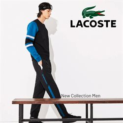 Lacoste offers in the Leicester catalogue