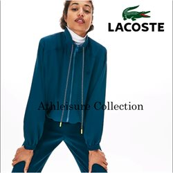 Lacoste offers in the London catalogue