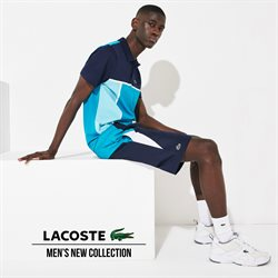 Luxury brands offers in the Lacoste catalogue in Sheffield ( 26 days left )