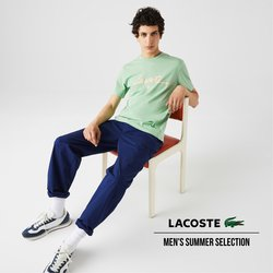 Lacoste offers in the Lacoste catalogue ( 7 days left)