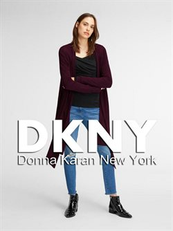 Luxury brands offers in the DKNY catalogue in Worthing
