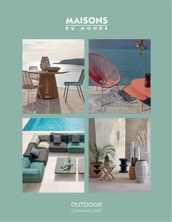 Home & Furniture offers in the Maisons Du Monde catalogue ( Published today)