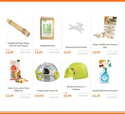 Pets Corner offers in the Bristol catalogue