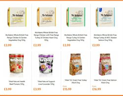Turkey offers in the Pets Corner catalogue in London