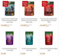 Hunter offers in the Pets Corner catalogue ( 12 days left)