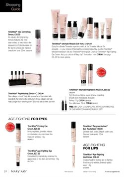 LG offers in the Mary Kay catalogue in London