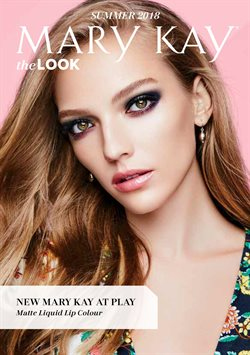 Mary Kay offers in the London catalogue