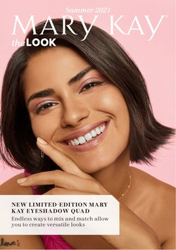 Pharmacy, Perfume & Beauty offers in the Mary Kay catalogue ( More than a month)