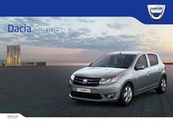 Cars, motorcycles & spares offers in the Dacia catalogue in Worthing