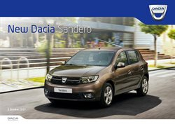 Dacia offers in the London catalogue