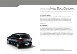 Brakes offers in the Dacia catalogue in Stoke-on-Trent