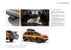 Trailer offers in the Dacia catalogue in London