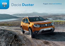 Dacia catalogue in Edinburgh ( Expired )
