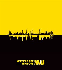 Western Union catalogue in London ( 22 days left )