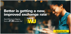 Banks offers in the Western Union catalogue in London