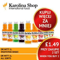 Karolina Shop catalogue ( Expired )
