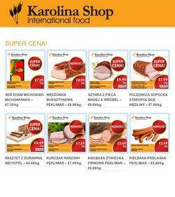 Karolina Shop catalogue ( Expires today )