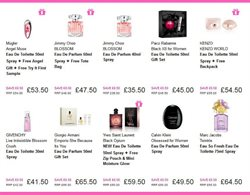 The Fragrance Shop offers in the London catalogue