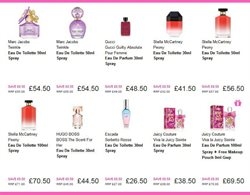 Makeup offers in the The Fragrance Shop catalogue in London