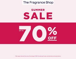 Pharmacy, Perfume & Beauty offers in the The Fragrance Shop catalogue ( Published today)