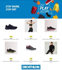Decathlon offers in the Decathlon catalogue ( 7 days left)