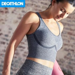 Sport offers in the Decathlon catalogue ( More than a month)